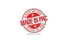 Made in P. R. C.